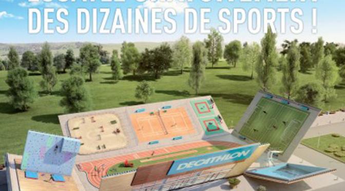 VitalSport, les 12 & 13 septembre 2015 au Décathlon Troyes-Lavau