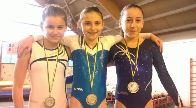 Résultats du Championnat Régional Tumbling à Châlons-en-Champagne